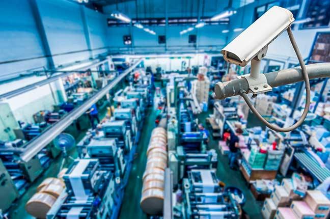 câmera-de-vigilância