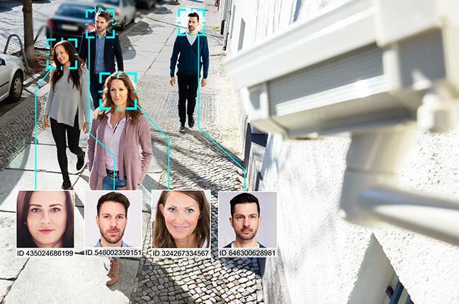 reconhecimento facial por tecnologia