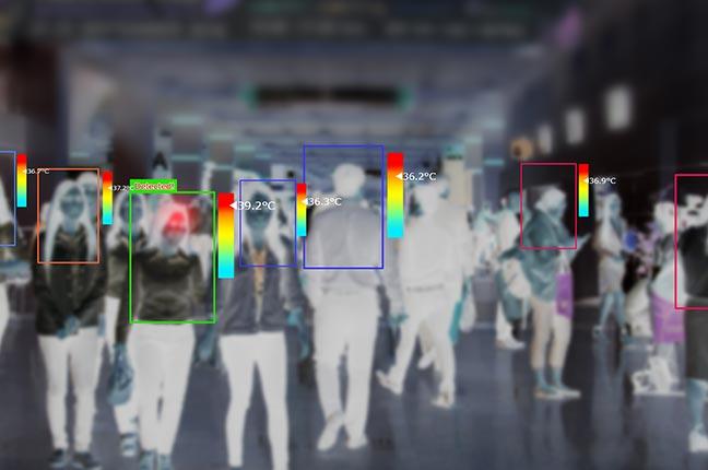 digitalização térmica com inteligência artificial
