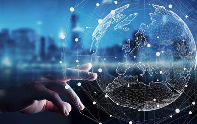 tecnologia e dados mundiais